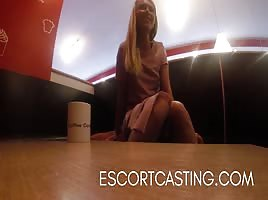 Real Escort Video of Teen In Paris