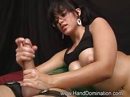 Thick Hand Job