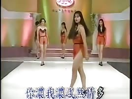 Asian Lingerie Fashion show