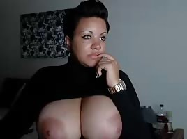 Huge Boobs Ebony