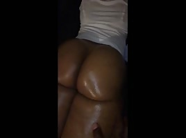 Big booty slow motion