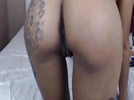 New Ebony sexy phat pussy lovely ass