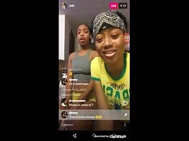 From Periscope to IG live Twerking 2