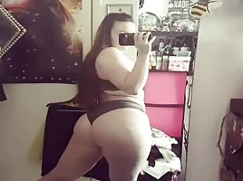 Thick Booty Pawg from UK