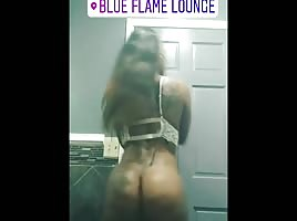 Strip Club (Blue Flame Lounge)