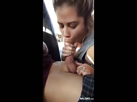 Blowjob In Public On Your Car