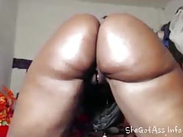 Pretty Chocolate Ass