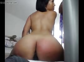 even more playing with her phat pussy