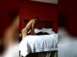 ebony fuck in hotel
