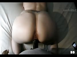 5.5. - PAWG Riding/Backshots