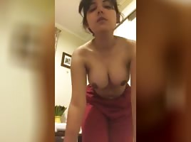 Big Perky Indian tits