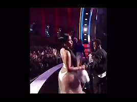 Nicki Minaj big ass Twerking
