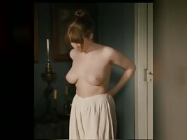 celebrity in movie scene stripping naked
