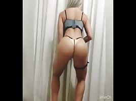 No sound - twerk booty and tits compilation