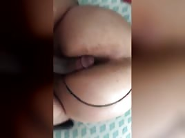 Bbw Getting Piped In Panties