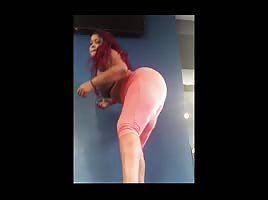Ghetto Barbie Instagram Twerk Compilation 2