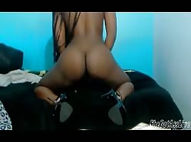 dont say her name dildo ride  and play