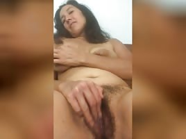 Making herself cum pt 1