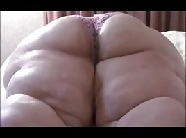 Giant SSBBW Super Fat Ass