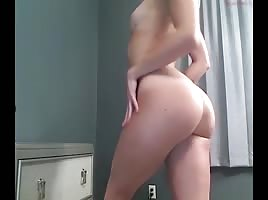 Bubble Butt Blonde Compilation