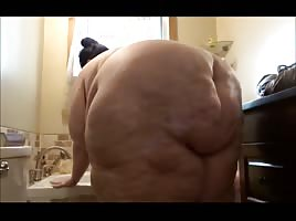 Enormous Super Sized BBW Heavy Ass