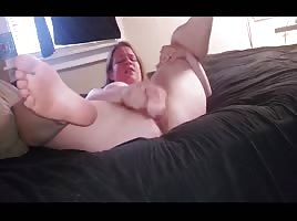 Amateur  blonde squirts